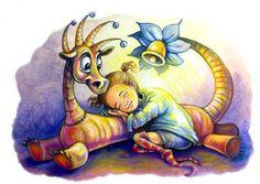 A fantastical slumber. For more information please visit the illustrators site - astridcastle.com