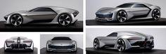 Volkswagen GT Ge - Bachelor Thesis 2015 | Eljesah Shala
