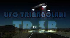 UFO Triangolari TR-3B – Triangolo Volante