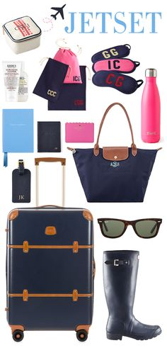 The College Prepster : Jetset Travel Accessories