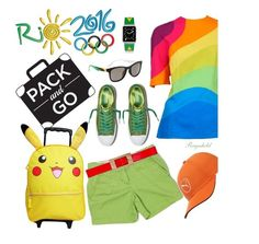 """""""Pack and Go: Rio"""" by ragnh-mjos ❤ liked on Polyvore featuring Puma, J.Crew, Casetify, Marni, contest, outfit and rio"""