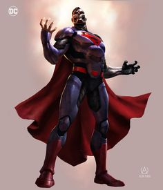 ArtStation - Reign of the Superman , Alon Chou Superman Suit, Superman Family, Batman And Superman, Dc Comics Superheroes, Dc Comics Art, Epic Characters, Comic Book Characters, Justice League Animated Movies, Dc Comics Collection