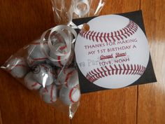 Baseball Birthday Party  Baseball Themed by CreativePartyDesigns, $7.50