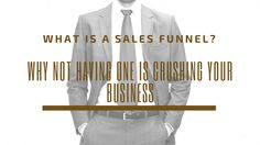 What is a sales funnel and why your business needs one today via @seansupplee