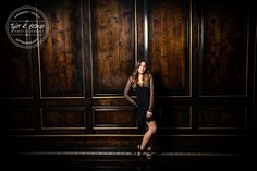 Nathalia Cruz - Senior Portraits - Cool Poses - Stunning - Dallas Photographer - Senior Pictures - Lone Star High School - Beautiful - Brazilian -  North Dallas - House - Little Black Dress - Lovely - #seniorportraits - Tyler R. Brown Photography