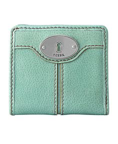 mint fossil wallet