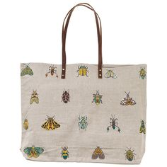 Coral & Tusk - bugs tote