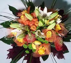 Jesenná inšpirácia a kvetinový pôvab. Od Aranžérskeho štúdia Dano- www.kyticeonline.sk