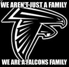 Atlanta Falcons Football Man Cave