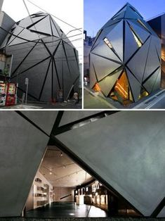 21 Examples of the Most Evil-Looking Architecture   UltraLinx Creative Architecture, Modern Architecture House, Futuristic Architecture, Amazing Architecture, Architecture Details, Landscape Architecture, Interior Architecture, Japan Architecture, Timeline Architecture
