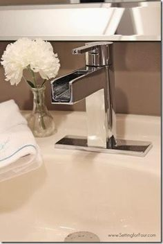 3 Bathroom Decor Tips and Ways to Update Your Bathroom - Setting for Four