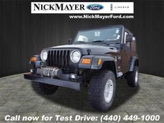 2003 Jeep Wrangler X in Cleveland, OH for $6,988. 146 miles See hi-res pictures, prices and info on Jeep Wrangler Xs for sale in Cleveland. Find your perfect new car, truck or SUV at Auto.com