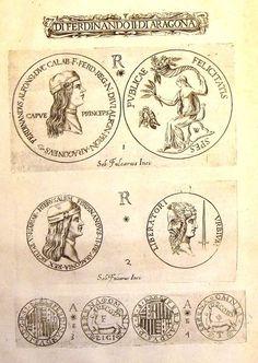 Maier's Sicilian Coins-1697- DI FERDINANDO (1-4) #Vintage, $24.99