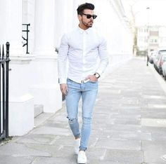 Men Summer Wear Ideas | trends4everyone Just How To Succeed On Wearing Smart Casual Clothing For Men http://perfecthomebiz.online/category/man-fashion/