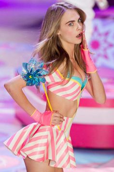 Eclectic fashion Style: Cara Delevingne A Personalidade.