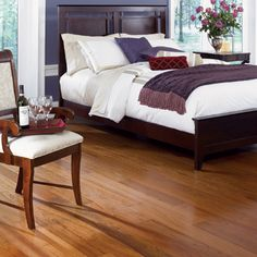 Brazilian Cherry  Exotic Engineered Hardwood Flooring