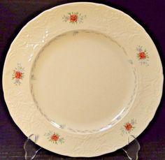 "Johnson Brothers Caroline Dinner Plate 10 1/4"" Made in England EXCELLENT! #JohnsonBros"