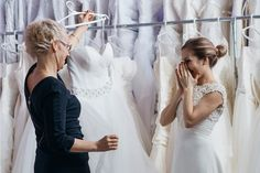 HELP- WEDDING DRESS SHOPPING WITH MY FUTURE MOTHER-IN-LAW!