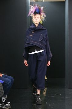 tricot COMME des GARÇONS 2013AWコレクション Gallery13
