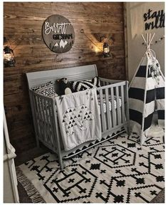 Baby Boys, Baby Room Boy, Baby Room Decor, Baby Crib, Fun Baby, White Nursery, Nursery Room, Girl Nursery, Nursery Decor