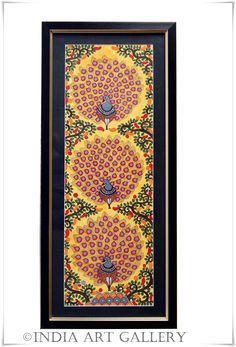 INDIA ART GALLERY: Madhubani paintings