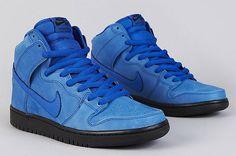 Nike Dunk High SB Eiffel 65