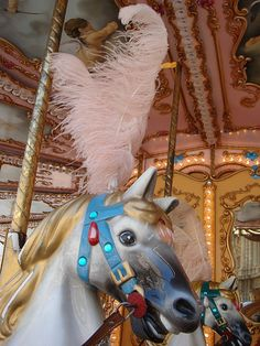 Carousel in Florence