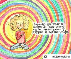 #Repost @mujermedicina with @repostapp  Aho  #MM
