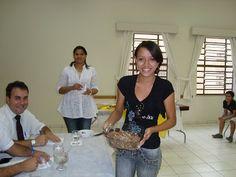 As Tontas Vão Ao Céu: Gincana de Sobremesa das Moças - Montes Claros-MG