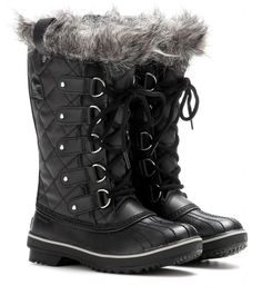 Sorel Tofino leather and rubber boots, From the slopes to the city streets, Sorel's hard-wearing boots are a must for tumultuous winter weather. The brushed-leather and rubber upper keeps them practical, while the removable fleece lining promises to keep you warm.