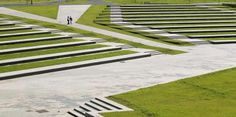 PARQUE DE LAS LLAMAS by BATTLE & ROIG, SANTANDER, SPAIN, 2007