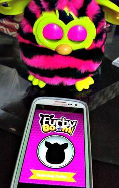 furby boom and furby boom app