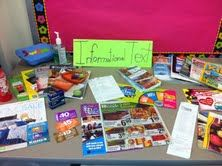 Teaching Informational text--scavenger hunt from home. Literacy Unit - Post Revised