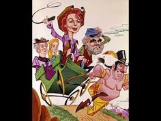 Ann Sheridan - Pistols 'n' Petticoats Theme Song and Opening Credits - YouTube