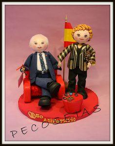 pecosetas: Fofuchas - Pareja 50 aniversario-Pecosetas-