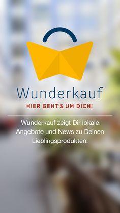 Wunderkauf Start Screen
