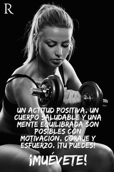 #Muevete #Fitspiration #Fitness #Motivation