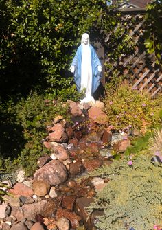 The Catholic Company's First Annual Catholic Garden Contest.