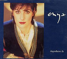 """For Sale - Enya Anywhere Is - Normal Sleeve UK  CD single (CD5 / 5"""") - See this and 250,000 other rare & vintage vinyl records, singles, LPs & CDs at http://eil.com"""