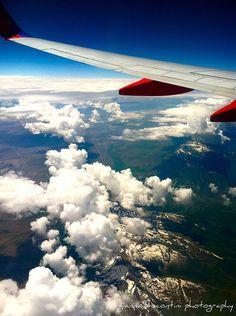 En route to Lake Tahoe