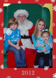 Scary Santa LOL