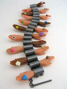 Margaux Lange Barbie Bracelet