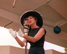 """Anita O'Day performing at the 1958 Newport Jazz Festival. Still from documentary """"Jazz on a Summer's Day"""" Newport Jazz Festival, Great American Songbook, Classic Jazz, Cool Jazz, Jazz Musicians, Music Film, Great Women, Documentary Film, Female Singers"""