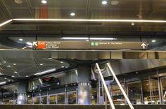 // WTC Terminal  #subway #terminal #fulton #train #underground #nyc #newyork #newyorkcity #canon #canon_photos