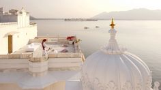 Trips for Solo Travelers: Taj Lake Palace in North India trip by Ampers and Travel #goopgo