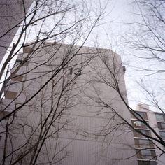 #13 #apartment #building #architecture #life #architecturalphotography #city #cityscape #sociallandscape #streetphotography #film #filmphotography #filmcamera #120 #mediumformat #6by6 #rolleicord #kodak #portra #都市風景 #再開発 #韓国 #ソウル #도시풍경 #한국 #서울 by ryogoshioda