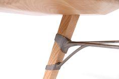 thinkandshift:      Titanium-Tawa Table | Y.S... - Monster Eats Design