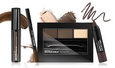 The WOW of a done brow! Fill, shape, and sculpt your way to brows that wow.