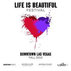 Life is Beautiful is a one-of-a-kind festival that brings together the very best music, art, food and learning programming into Downtown Las Vegas.