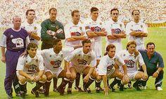 EQUIPOS DE FÚTBOL: VALENCIA Subcampeón de la Copa del Rey 1995
